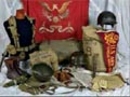 Day 1 of auction of The Reserve Collection of the D Day Museum at Saint-C�me du Mont