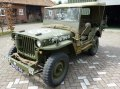 Willys MB 1945 Museum Quality