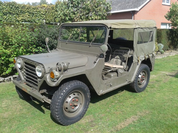 Ford Mutt M151 4x4 Jeep Jeeps Milweb Classifieds