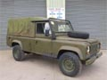 Massive On Line Auction Of MoD Land Rovers, Land Rover Spares, Tyres and Trailers Etc - 26th October