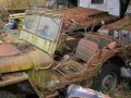 1942 Ford GPW Jeep 4x4 Jeep Project - Bonhams Auction