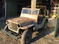 Willys MB June 1943 barn find