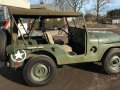 Willys M38 A1 Jeep - Outstanding example of Vietnam era Jeep