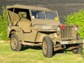 43 Willy's MB Jeep