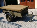 Bantam T3 Willys Jeep Trailer