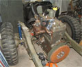 1942 Ford GPW Jeep unfinished restoration