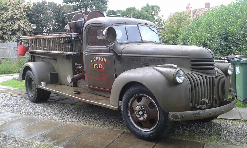 1943 Chevrolet Truck Pictures to Pin on Pinterest - PinsDaddy
