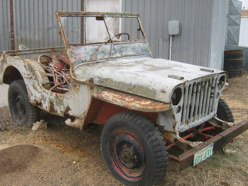 Willys Mb Ford Gpw Jeeps