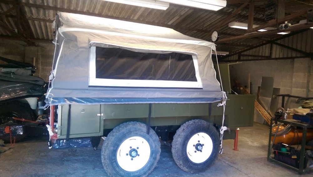 Expedition Camping Sankey Trailer